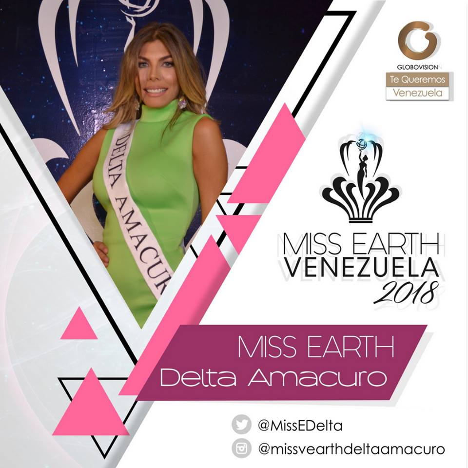 candidatas a miss earth venezuela 2018. final: 12 agosto. Tajlqkev