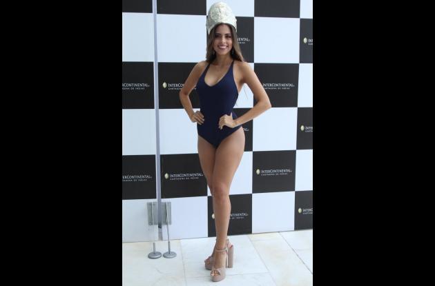 Señorita Cartagena 2018: desfile en traje de baño Aoyp39iv