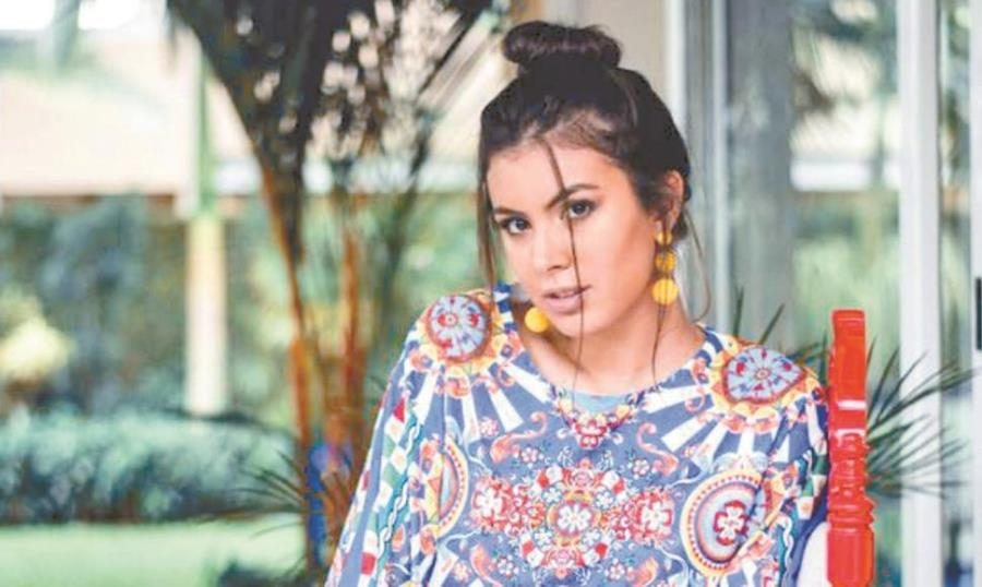 Adriana Paniagua se une a campaña solidaria Fiwa7q9v