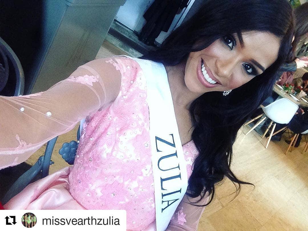 candidatas a miss earth venezuela 2018. final: 12 agosto. - Página 2 Q25tobx8