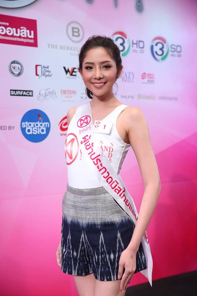 candidatas a miss world thailand 2018. final: 15 sept. 53naalmo
