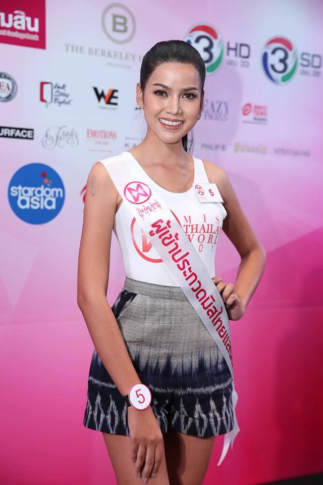 candidatas a miss world thailand 2018. final: 15 sept. Pgthnq3x