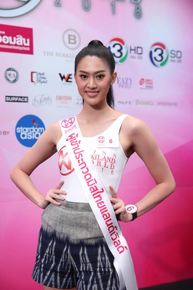 candidatas a miss world thailand 2018. final: 15 sept. Xcjyrljl