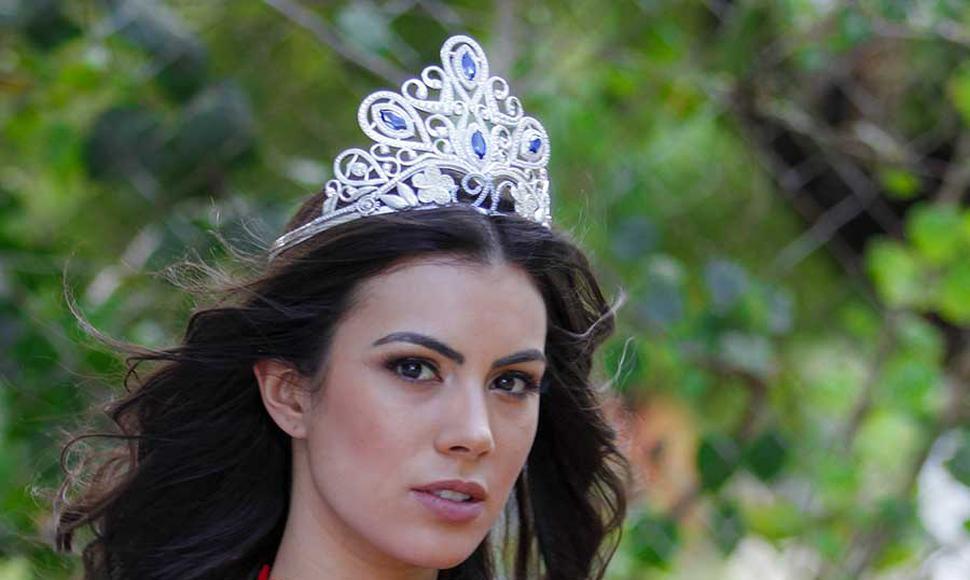 Por supuesto que yo voy por la corona de Miss Universo 5udoe585