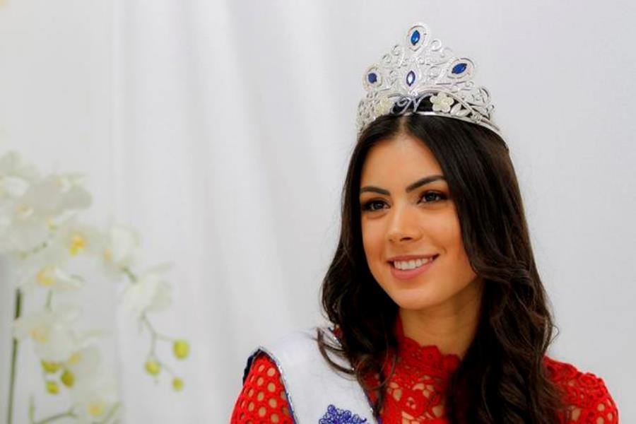 Por supuesto que yo voy por la corona de Miss Universo A2s9p4ji