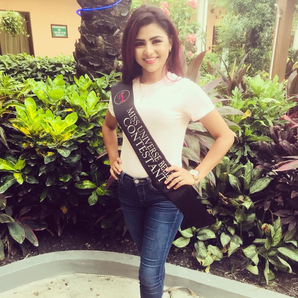 candidatas a miss universe belize 2018. final: 25 agosto. Ntq89w7k