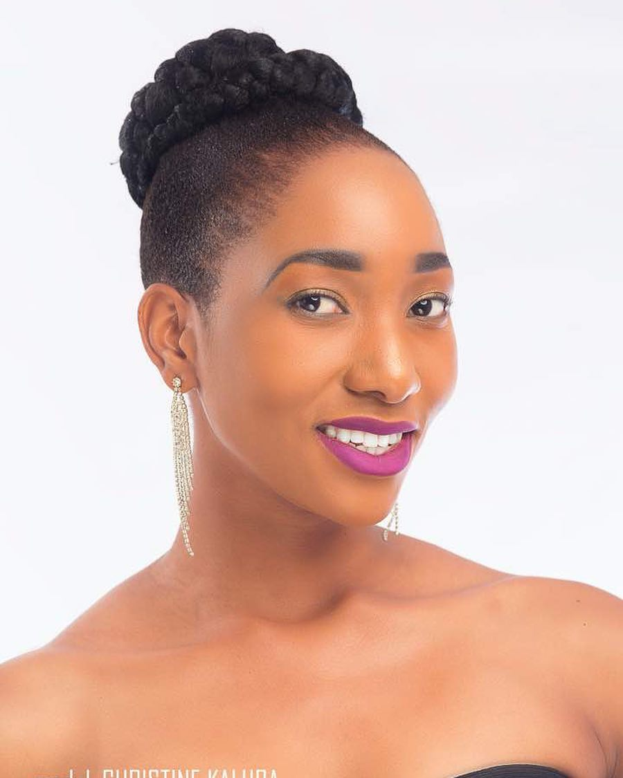 candidatas a miss universe zambia 2018. final: 18 agosto. D647snfj