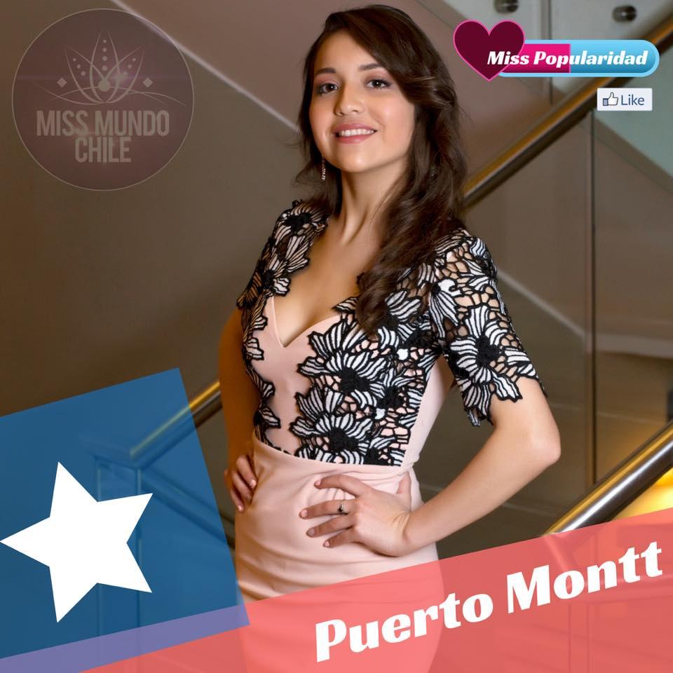 candidatas a miss chile mundo 2018. final: 2 sep. O5bnk5hq
