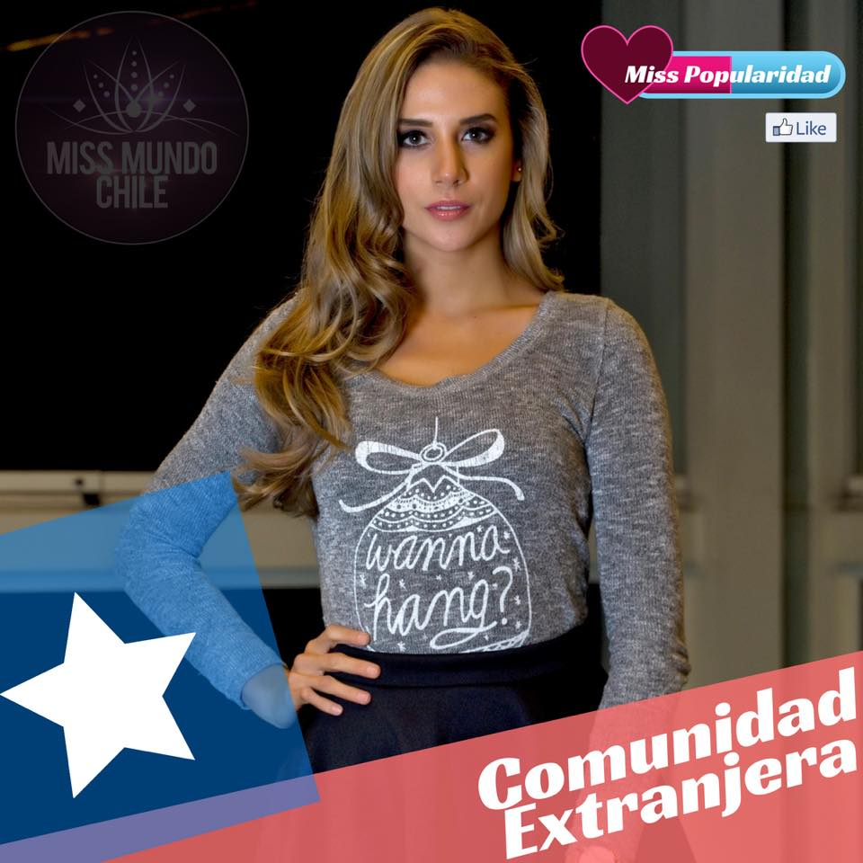 candidatas a miss chile mundo 2018. final: 2 sep. Sv4zkp2w