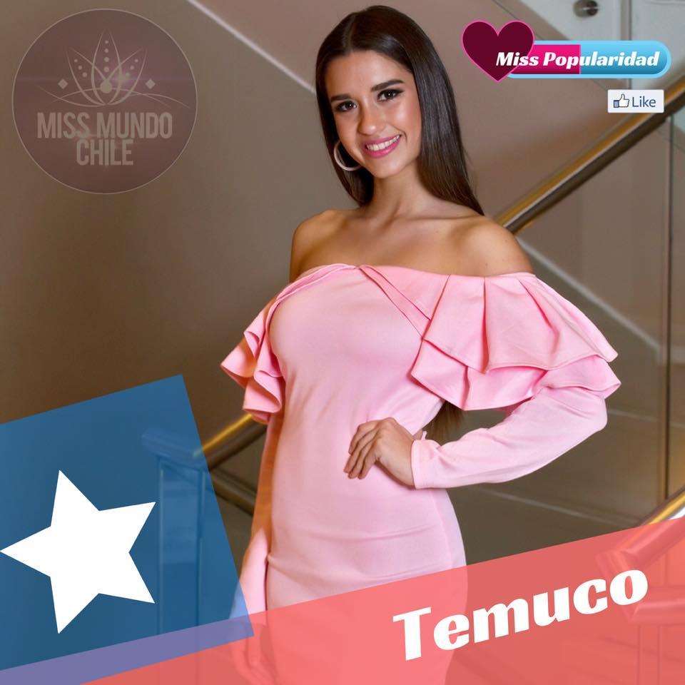 candidatas a miss chile mundo 2018. final: 2 sep. Ypub6fth