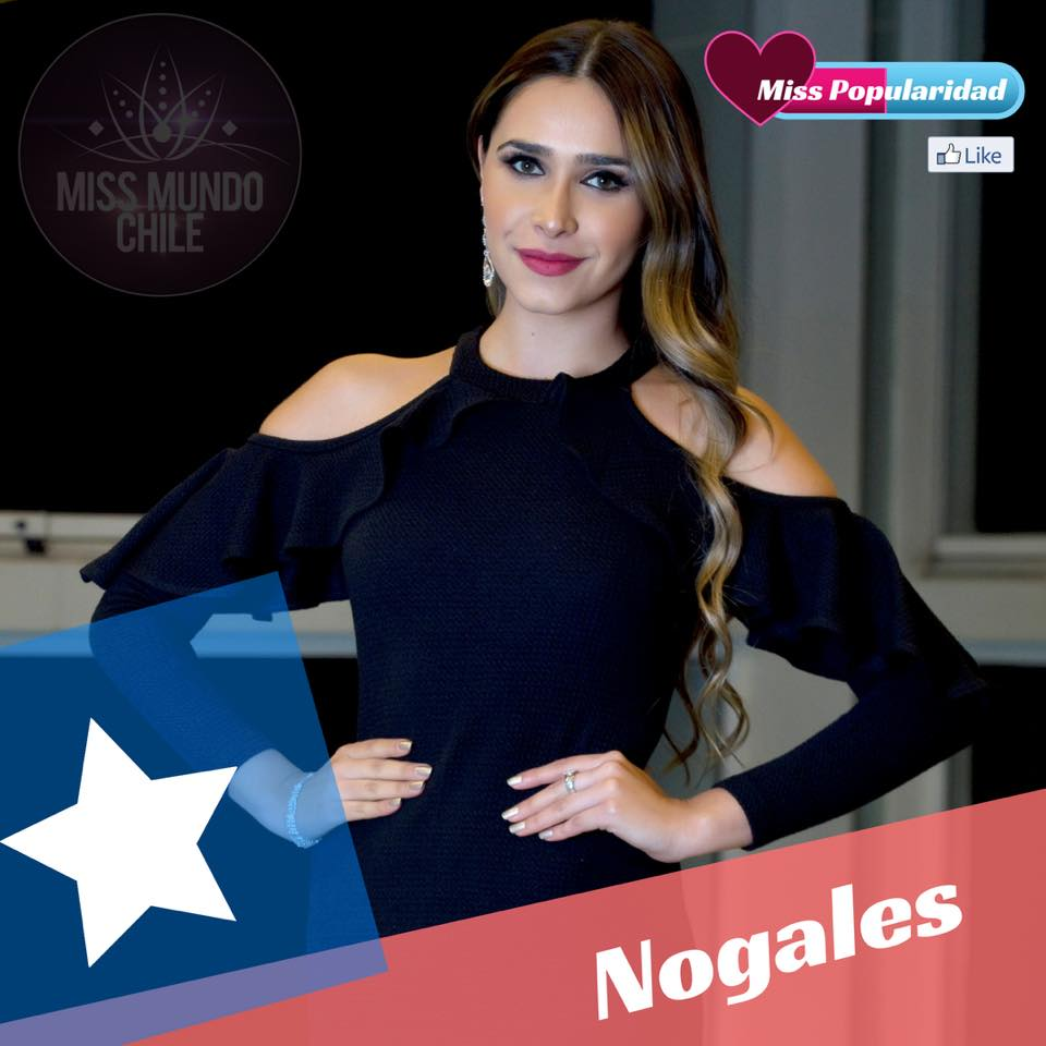 candidatas a miss chile mundo 2018. final: 2 sep. Z2bt2mjg