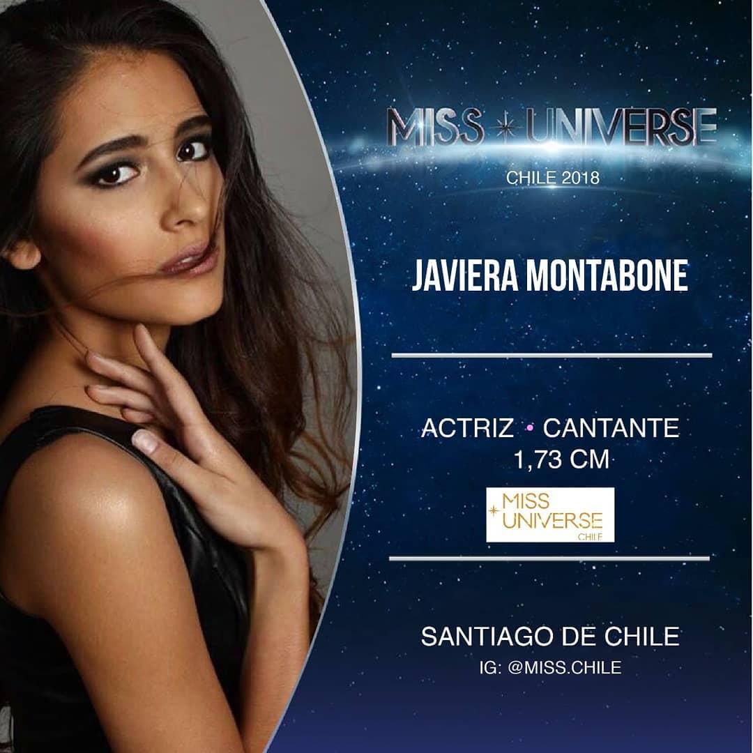 candidatas a miss chile universo 2018. final: 19 agosto. - Página 3 Djmgcemu