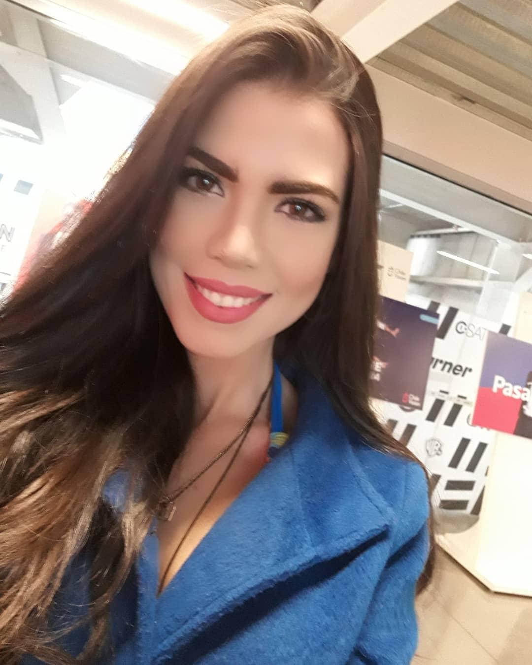 candidatas a miss chile universo 2018. final: 19 agosto. - Página 9 Ecjwo3ay