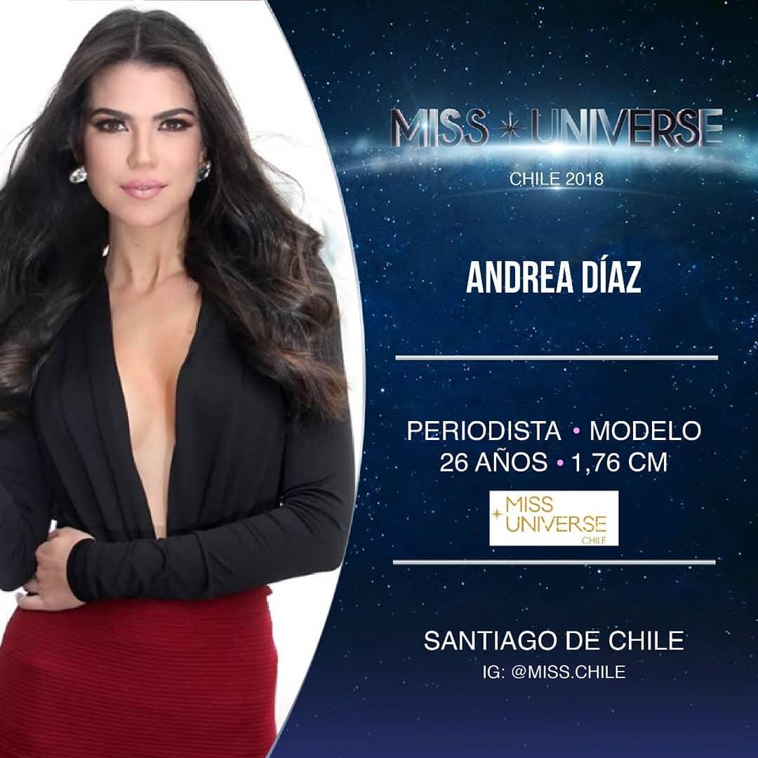 candidatas a miss chile universo 2018. final: 19 agosto. - Página 3 J7ray8r9