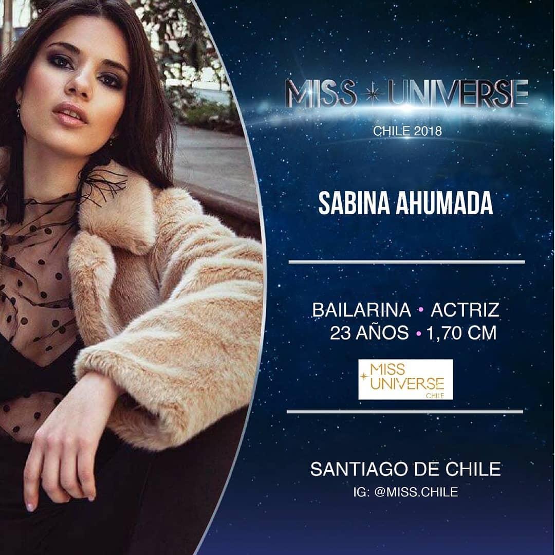 candidatas a miss chile universo 2018. final: 19 agosto. - Página 3 Vkv9hrn9