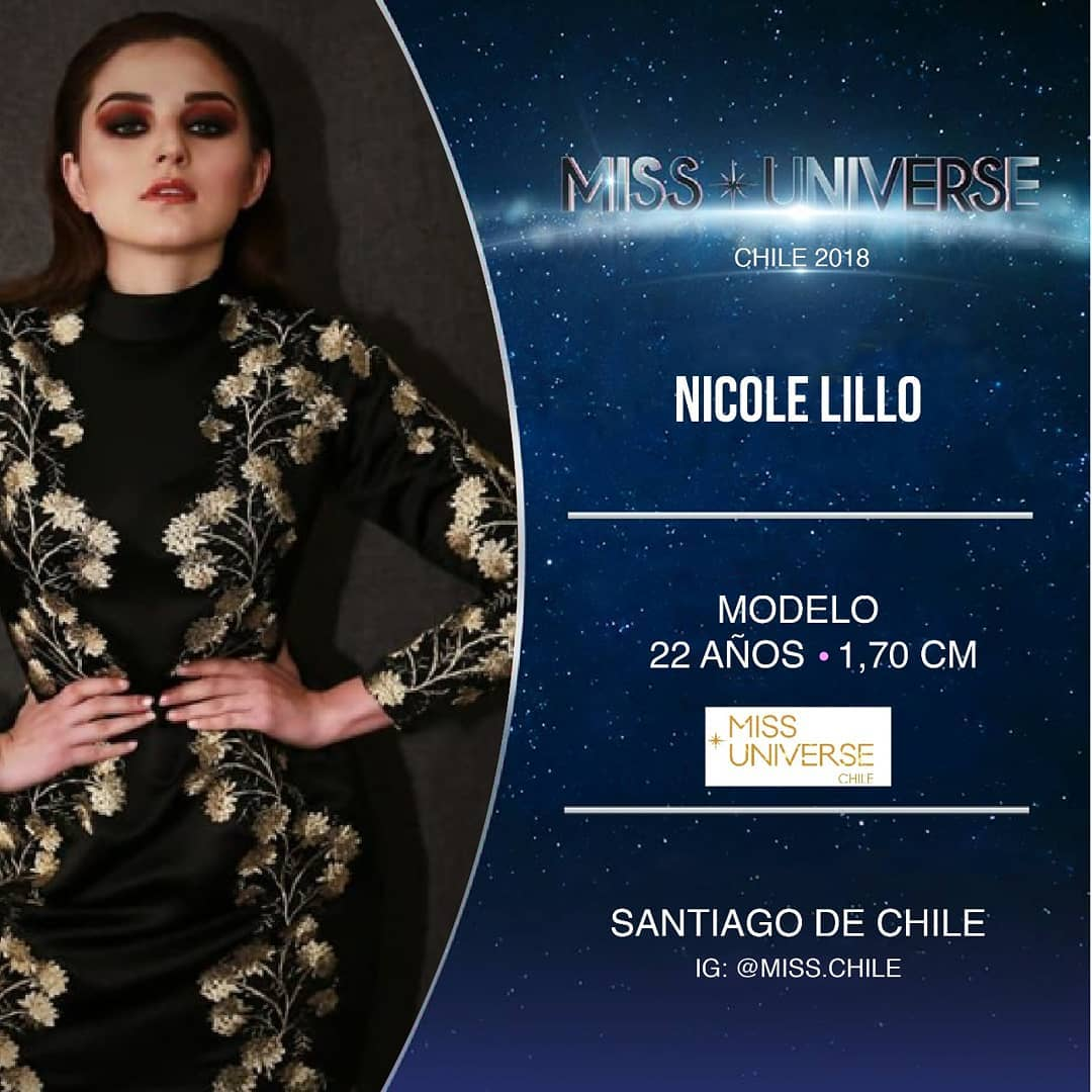candidatas a miss chile universo 2018. final: 19 agosto. - Página 3 Xbgzydr9