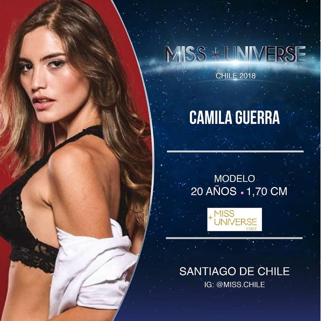 candidatas a miss chile universo 2018. final: 19 agosto. - Página 3 Yijjndza