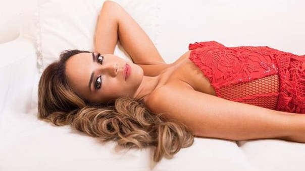 Estefani Mauricci asegura que dejó de ser Miss Perú Mundo por denunciar acoso de empresario 99nskj8c