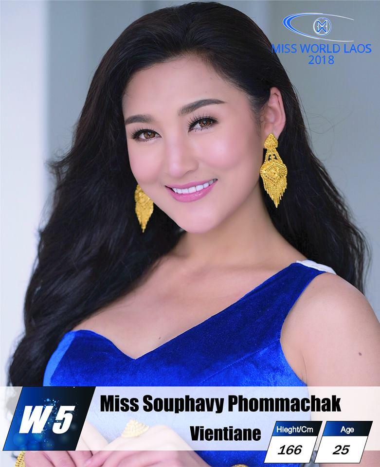 candidatas  miss world laos 2018. final: ? Atl2ffsh