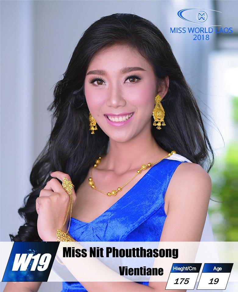candidatas  miss world laos 2018. final: ? - Página 2 Jdbrkj49