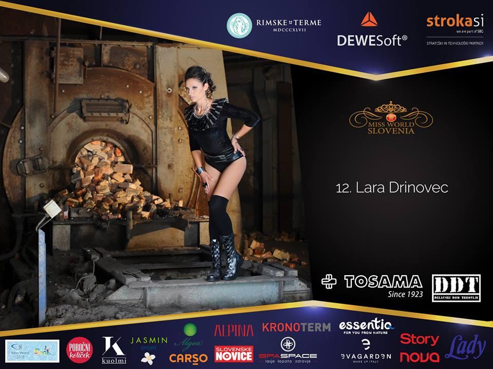candidatas a miss world slovenia 2018. final: 08 sep. 9yhmozts