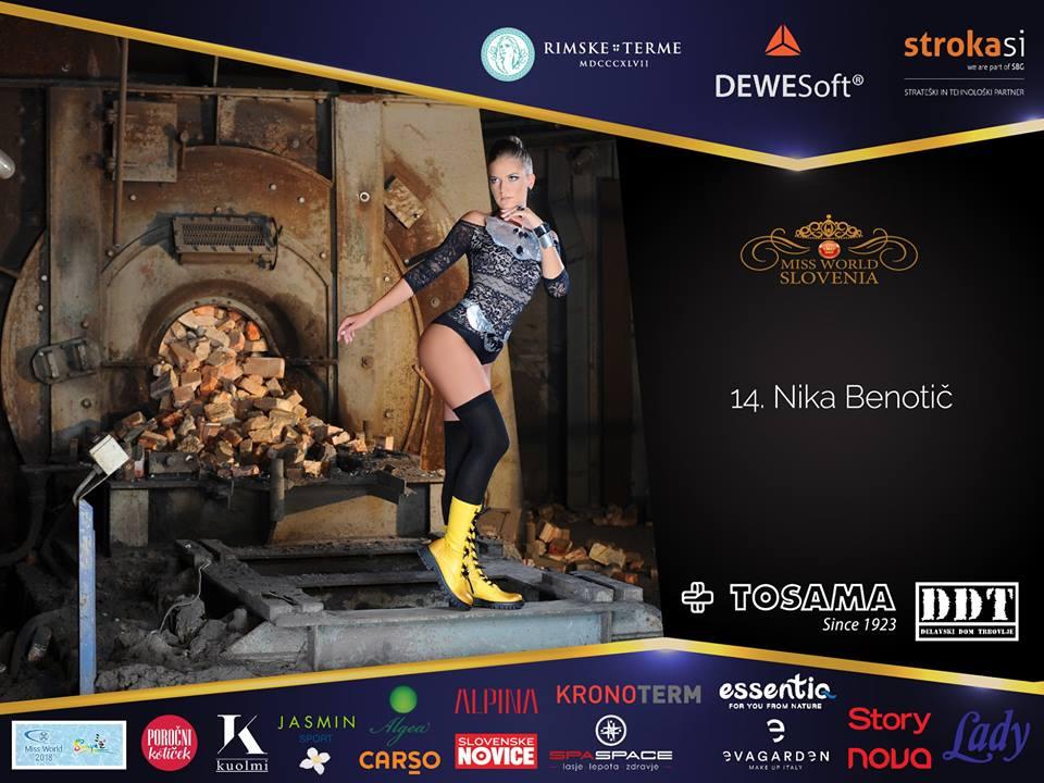 candidatas a miss world slovenia 2018. final: 08 sep. Lvv74kzp