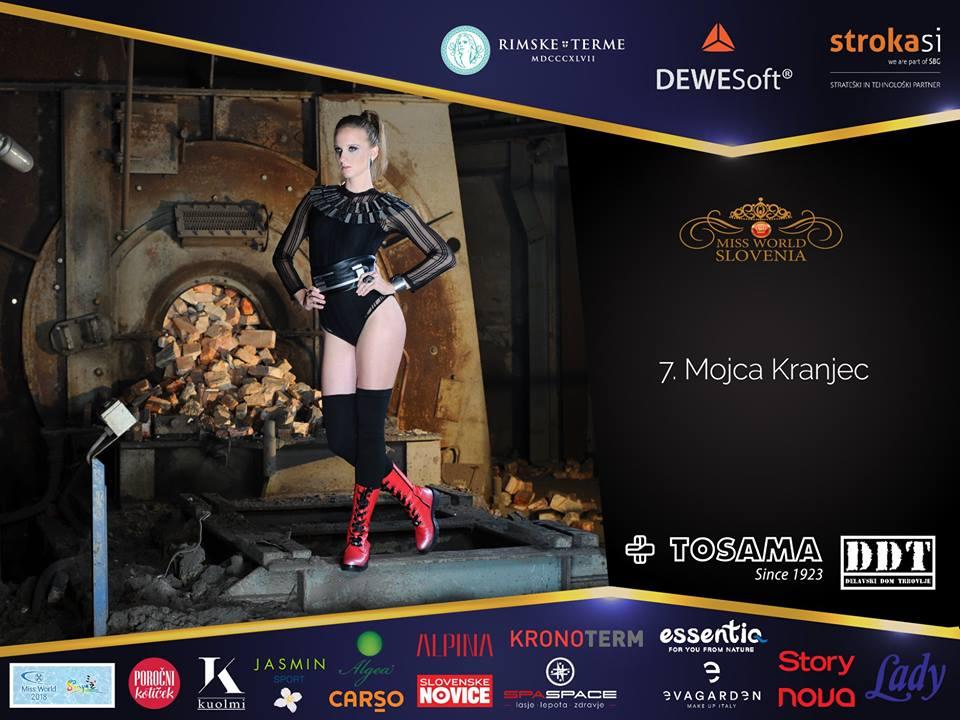 candidatas a miss world slovenia 2018. final: 08 sep. Sc5terrs