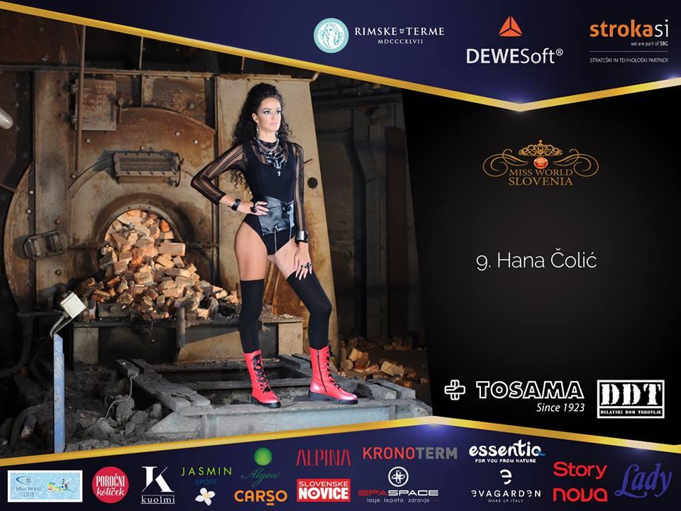 candidatas a miss world slovenia 2018. final: 08 sep. Yjozlgvb