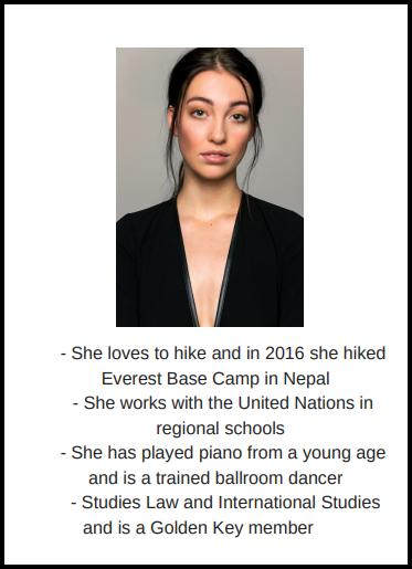 candidatas a miss world australia 2018. final: 31 agosto. - Página 2 2vk2zgbt