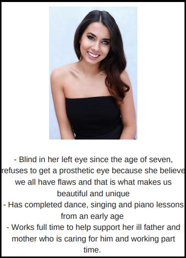 candidatas a miss world australia 2018. final: 31 agosto. Btuy3v8v