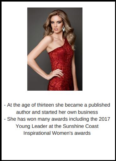 candidatas a miss world australia 2018. final: 31 agosto. - Página 2 Cuolbzp9