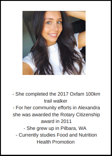 candidatas a miss world australia 2018. final: 31 agosto. - Página 2 Etnusemg