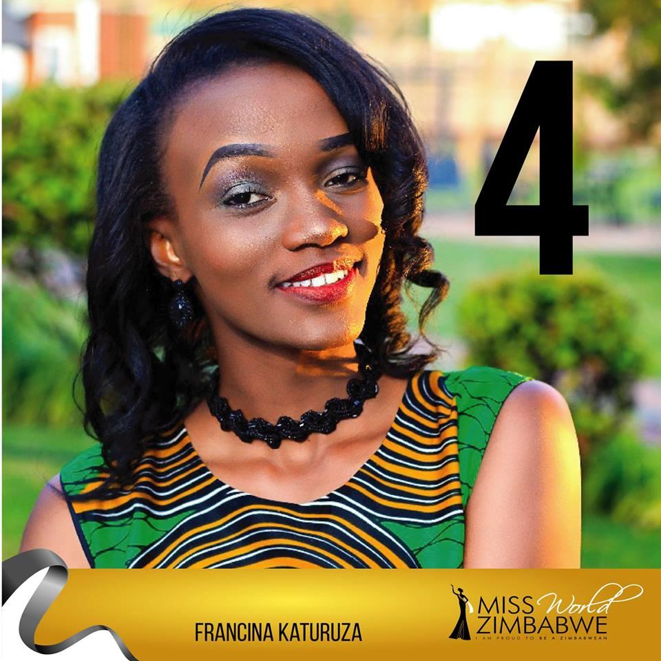candidatas a miss world zimbabwe. final, 8 sep. Amt2r8dd