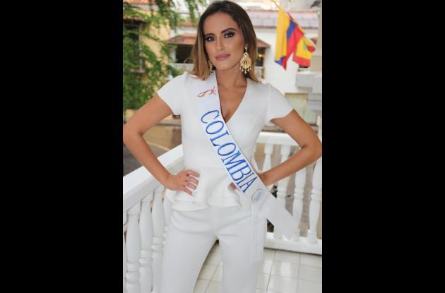 Sheyla Quizena representará a Colombia en Miss Grand International 2018 Fb8879kk