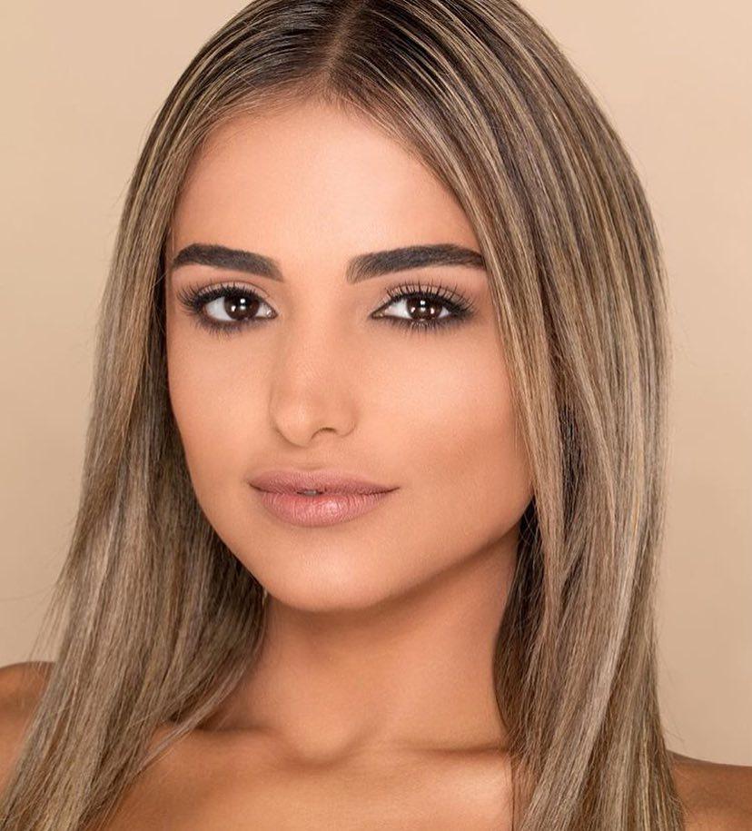 candidatas a miss lebanon 2018. final: 30 sep. Son6mhis