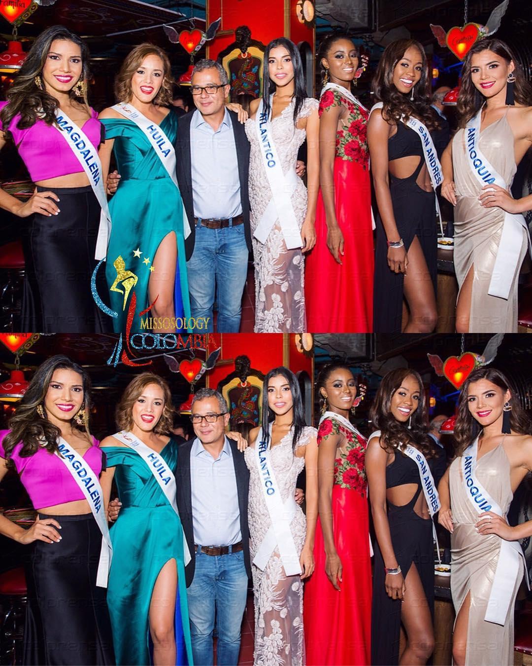 candidatas a miss colombia universo 2018. final: 30 sep. - Página 10 Cisulqt6