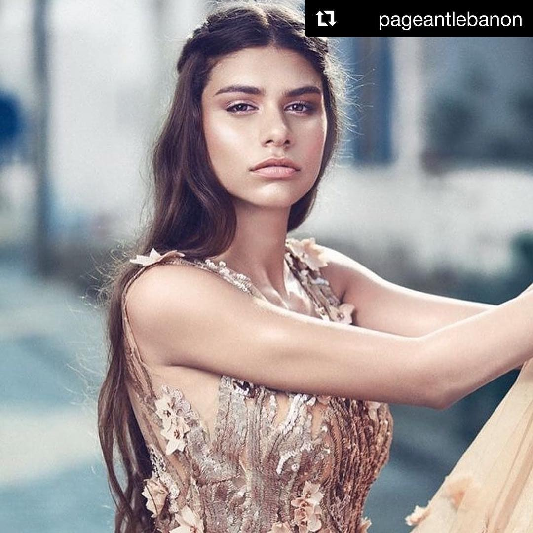 candidatas a miss lebanon 2018. final: 30 sep. - Página 5 Fuo844rl