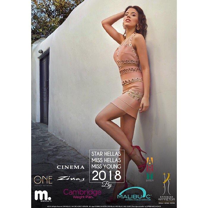 candidatas a miss universe greece 2018. final: 30 sep. - Página 2 Tnqrfs7f
