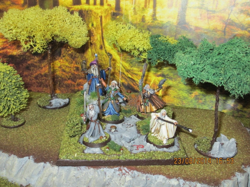 Aragorn et les 5 Armées - Rohan Oxm7ckzk