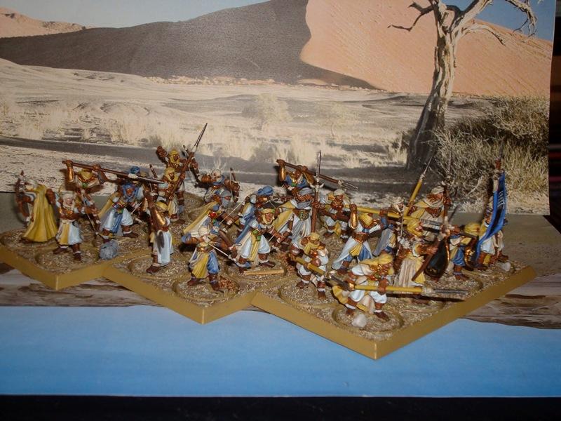 Sauron et ses 10 Armées - Update W7djydyn
