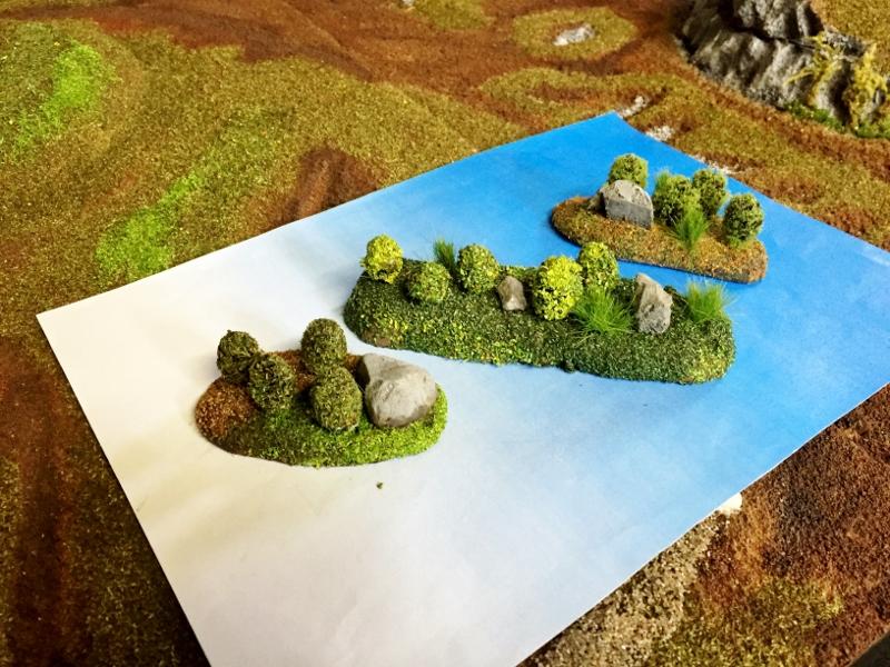 Troisième Table, les mellyrn de la Lórien Dzzst2ng