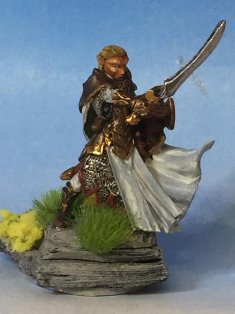 Aragorn et les 5 Armées - Rohan 56d48o4i