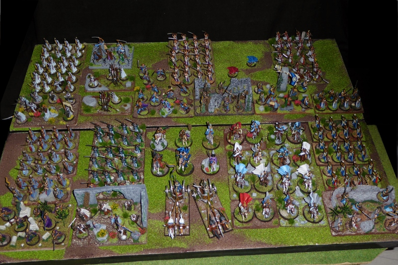 Aragorn et les 5 Armées - Rohan H746de7s