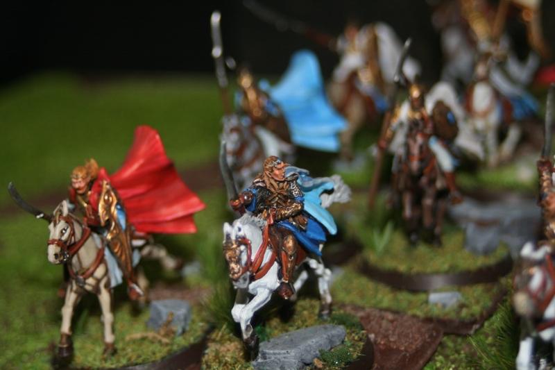 Aragorn et les 5 Armées - Rohan Iokhmlde