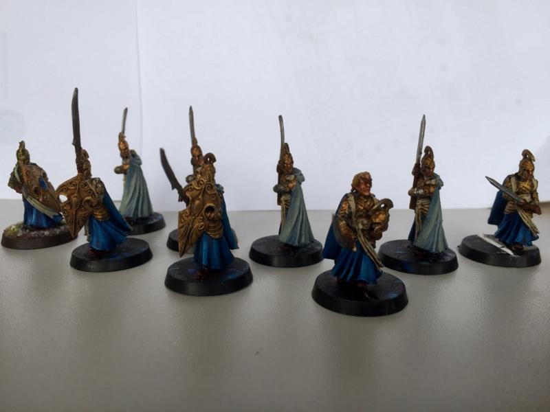 Aragorn et les 5 Armées - Rohan Oaqmuvpv
