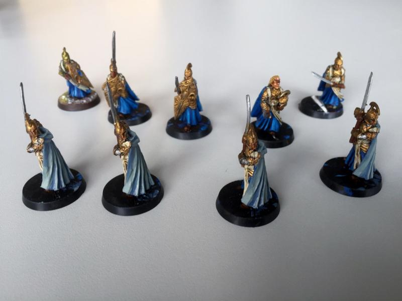 Aragorn et les 5 Armées - Rohan Q9a9uorc