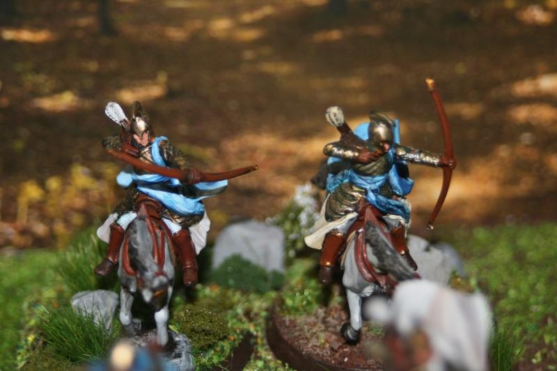 Aragorn et les 5 Armées - Rohan T6hris2t