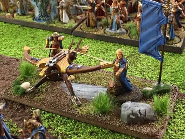Aragorn et les 5 Armées - Rohan 2zrc6rtk
