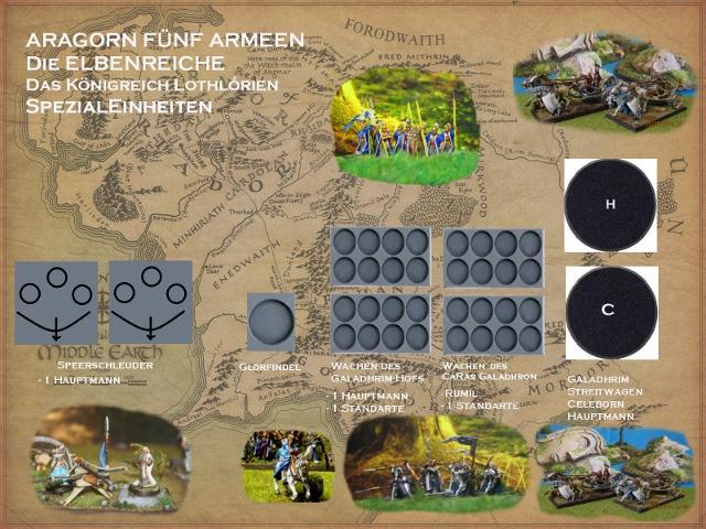Aragorn et les 5 Armées - Rohan 62tbnvrw