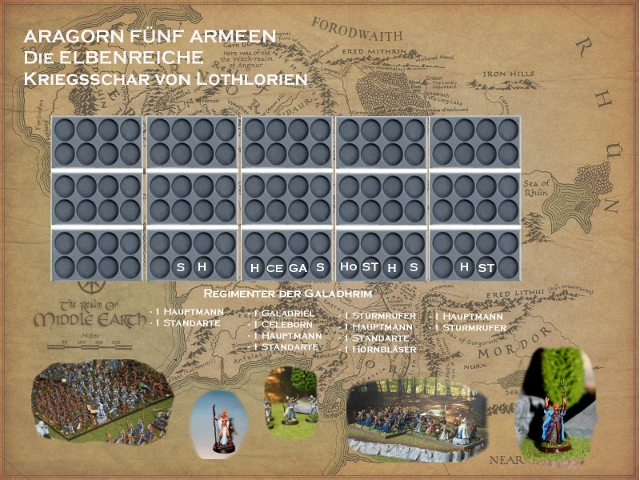 Aragorn et les 5 Armées - Rohan 8bbw52x9
